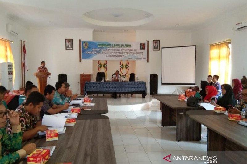 RP3KP di Seruyan mencakup lima kecamatan