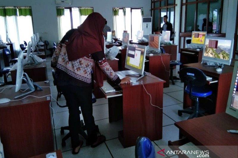 Perangkat komputer BKPSDM Seruyan dinyatakan siap untuk pelaksanaan tes CPNS