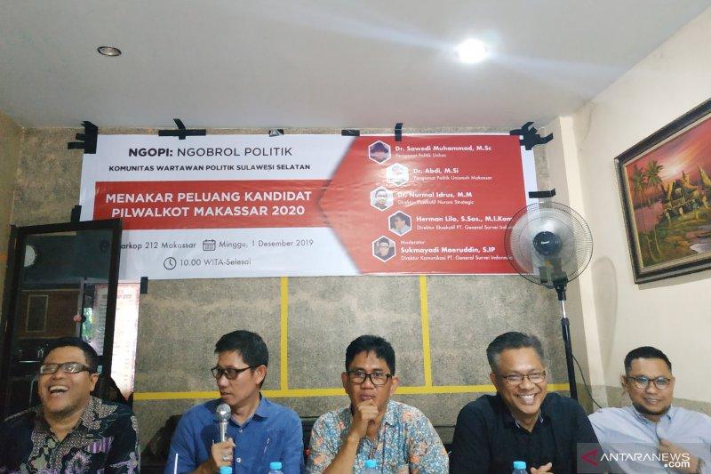 Pengamat sebut Pilkada Makassar semakin dinamis