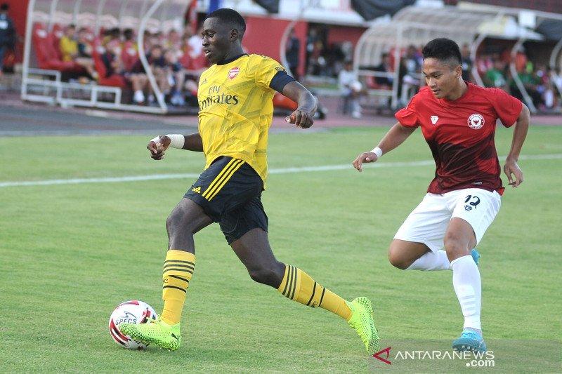 Indonesia All Stars kalahkan Arsenal U-18