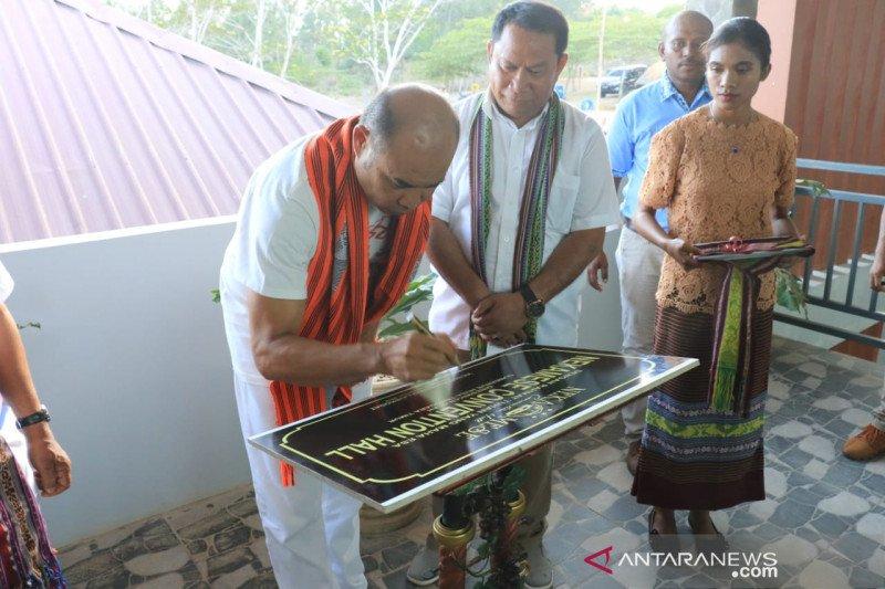Gubernur bangga, Fary bangun hotel di pedalaman