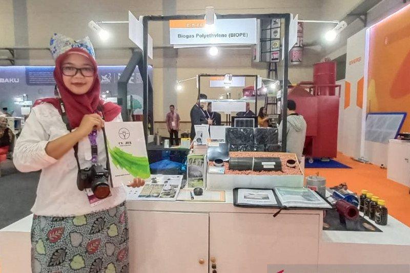 Dua wirausaha muda Indonesia meraih penghargaan Shell tingkat dunia