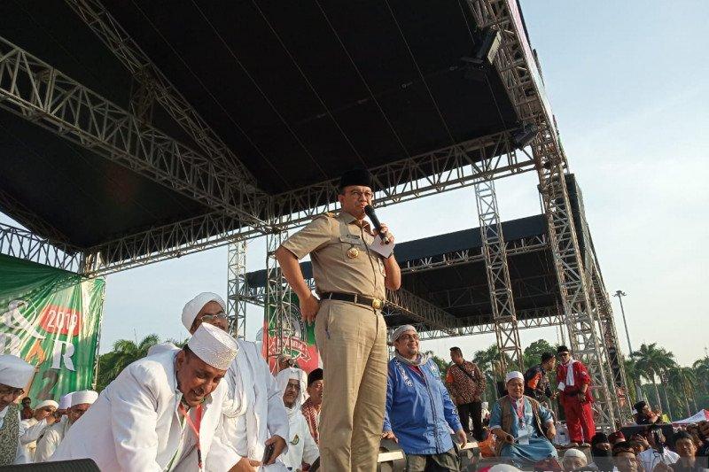 Anies sebut Reuni 212 cerminan persatuan Indonesia