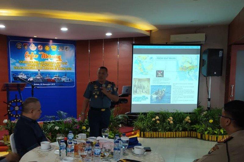 TNI dorong pemanfaatan maritim Selat Malaka