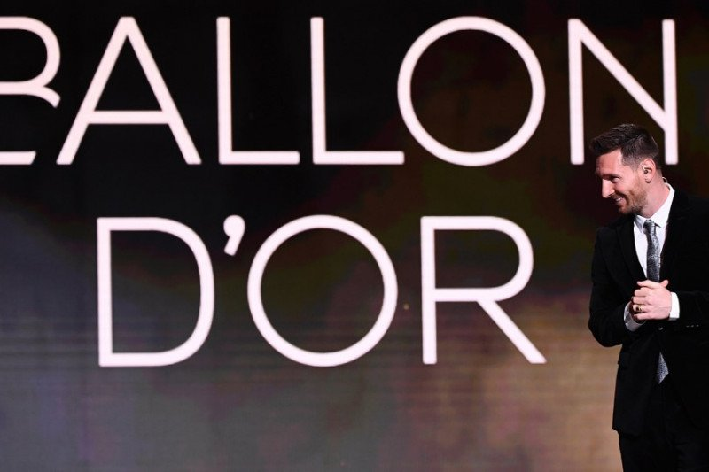 Hikayat Ballon d'Or Lionel Messi