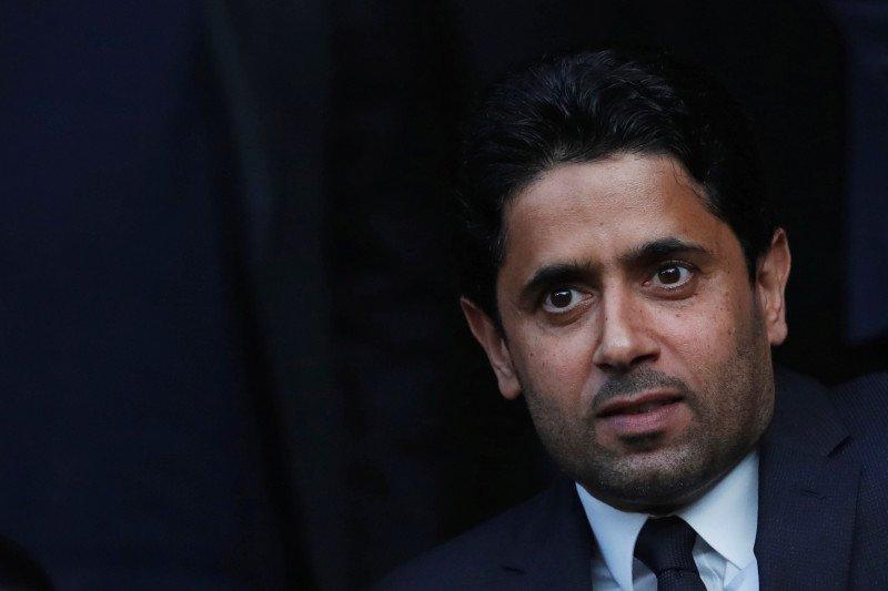 Bos PSG tersandung kasus korupsi hak siar FIFA