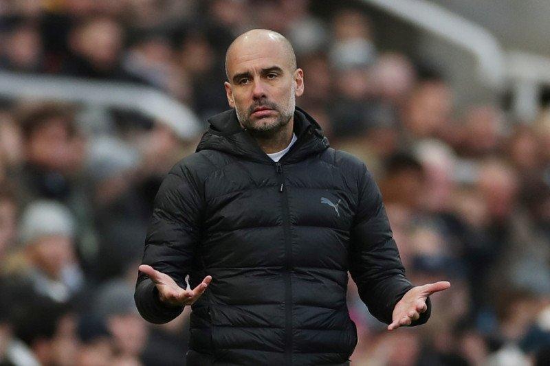 Guardiola: Rodgers ubah Leicester cITY jadi calon juara Liga Inggris