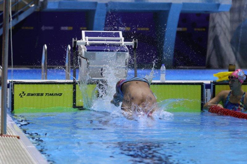 Renang - Siman Sudartawa bertekad rebut emas SEA Games dan pertajam rekor