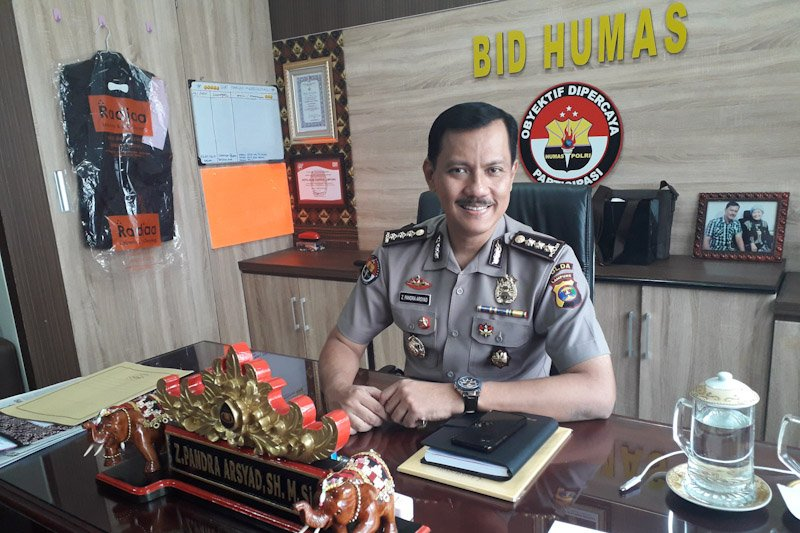 Polda Lampung kerahkan 2.981 personel amankan perayaan Natal dan Tahun Baru