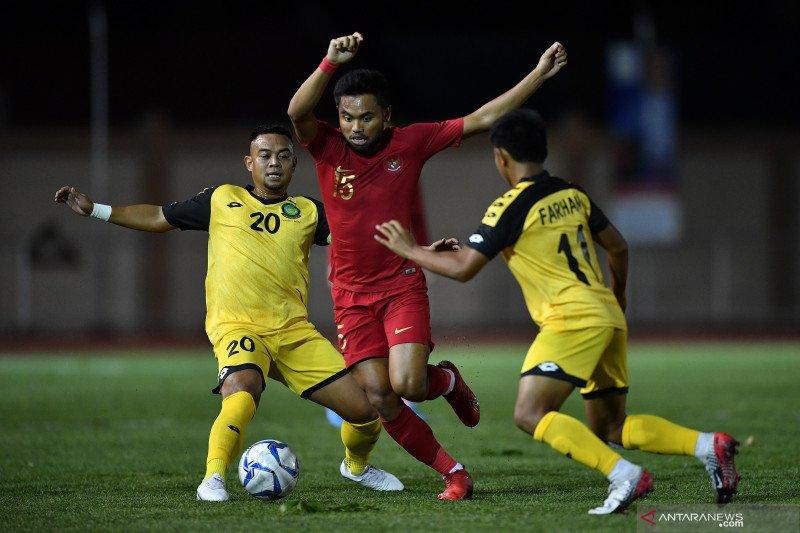 Sadis, Indonesia pesta gol ke gawang gawang Brunei