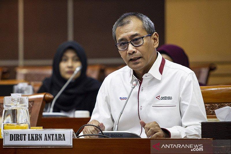 Sejumlah dokumen warisan Republik Indonesia tersimpan di arsip Antara