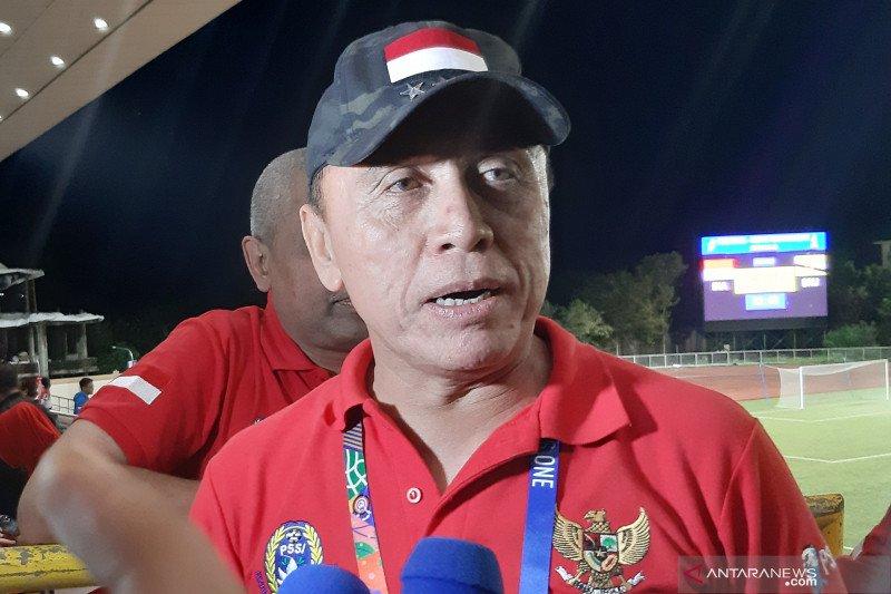 Ketum PSSI mengaku hubungi Ruud Gullit untuk latih timnas Indonesia