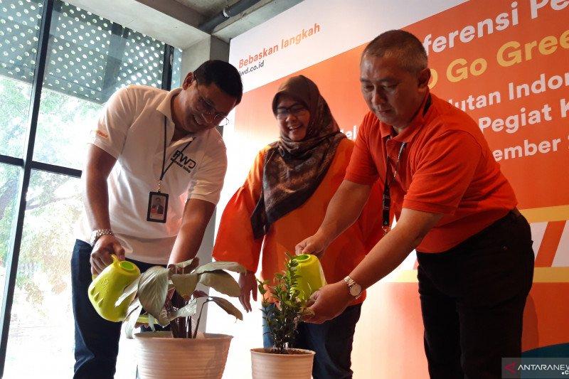 WWF Indonesia-Asuransi Jiwa FWD Life kerja sama selamatkan lingkungan