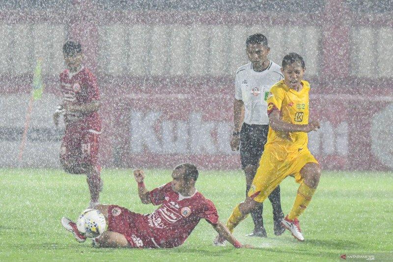 Bhayangkara hajar Persija dengan skor 3-0