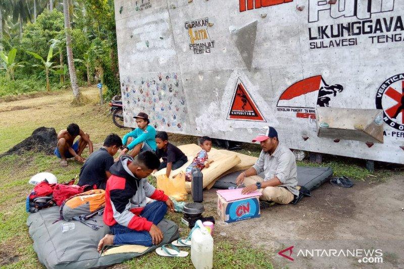 Tebing Likunggavali jadi lokasi jambore nasional panjat tebing 2019