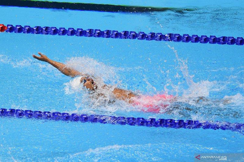 Dua atlet Indonesia 31 kali pecahkan rekor renang dan atletik