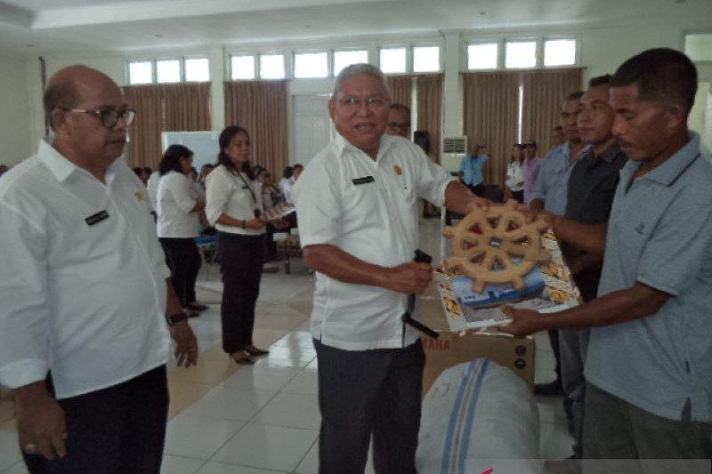1.000 nelayan Kota Kupang dapat perlindungan asuransi