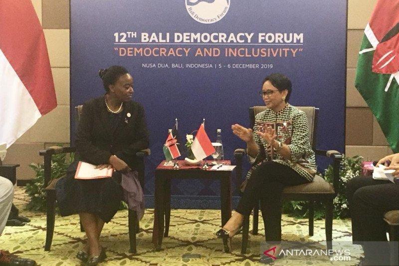 Awal 2020, Kenya akan buka kedutaan besar di Jakarta