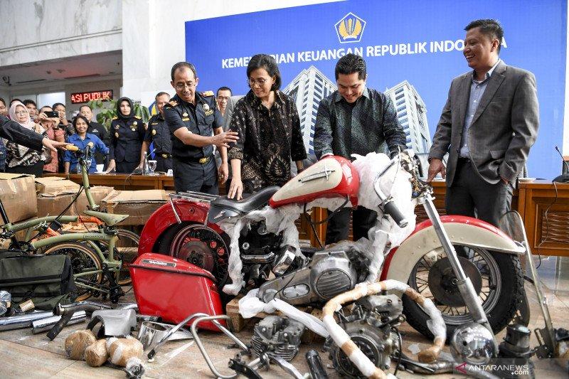 Kasus Harley di Garuda masuk tahap penyidikan