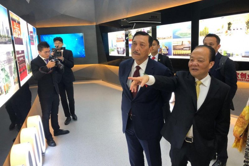 Eks pimpinan KPK khawatir dengan banyaknya investasi China