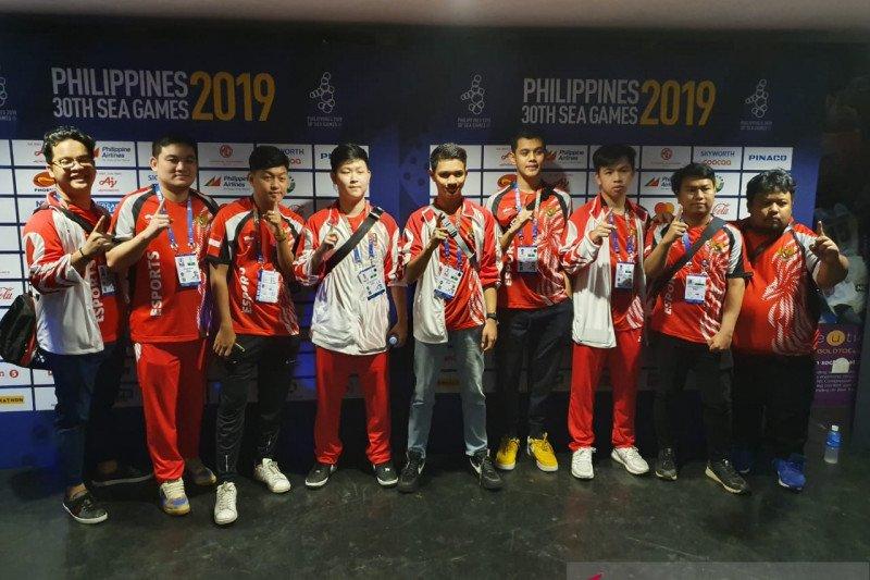 Tim Indonesia Mobile Legends mulus melaju ke grandfinal SEA Games 2019