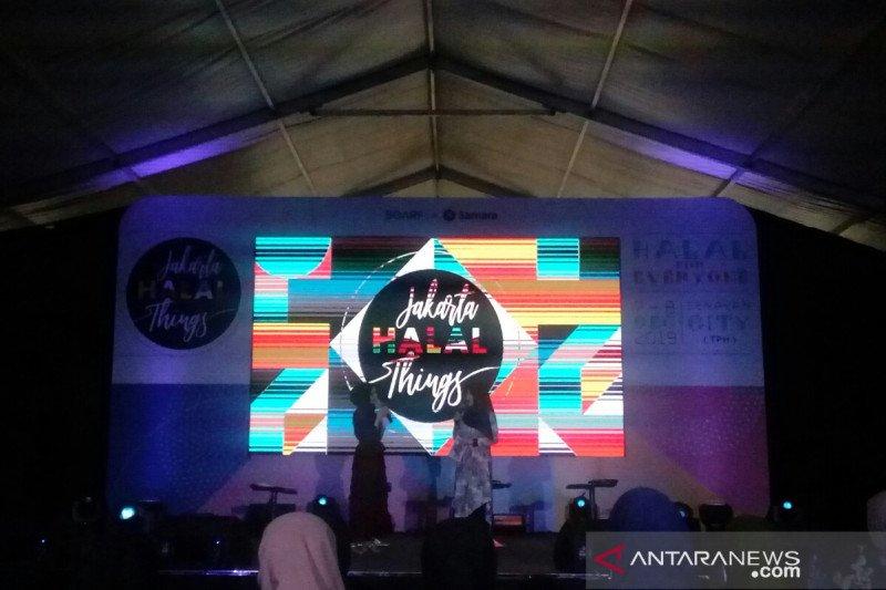 Supermodel Halima Aden meriahkan  Jakarta Halal Things 2019