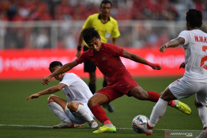 Menang dramatis 4-2 , Indonesia melaju ke final SEA Games