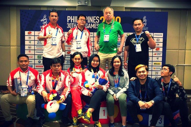 Susanto genapkan dua emas dari catur kilat pada SEA Games 2019