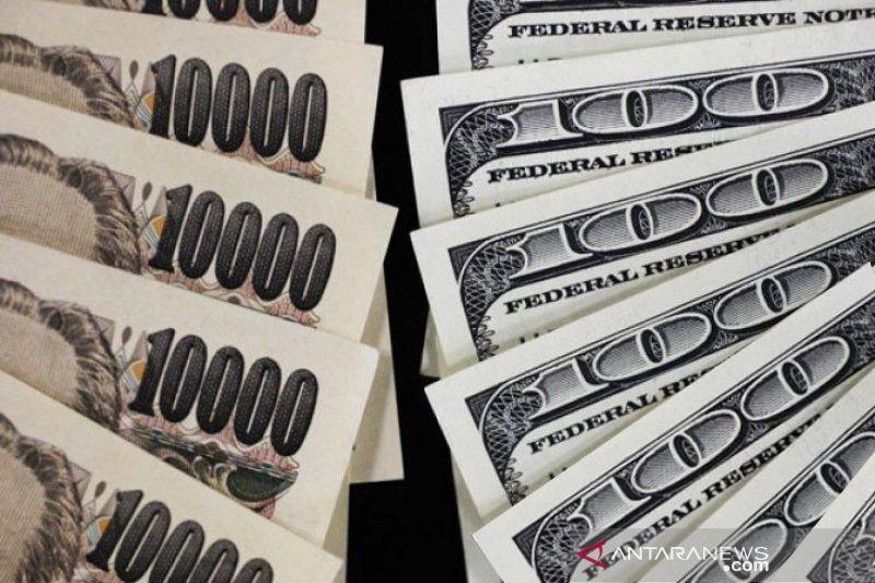Dolar di kisaran paruh atas 108 yen pada perdagangan di Tokyo