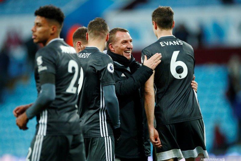 Brendan Rodgers : sangat wajar Leicester diabaikan di liga Inggris