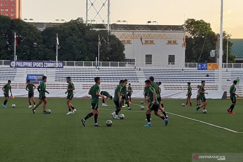 Timnas U-22 Indonesia siap tempur kontra Vietnam di final SEA Games 2019