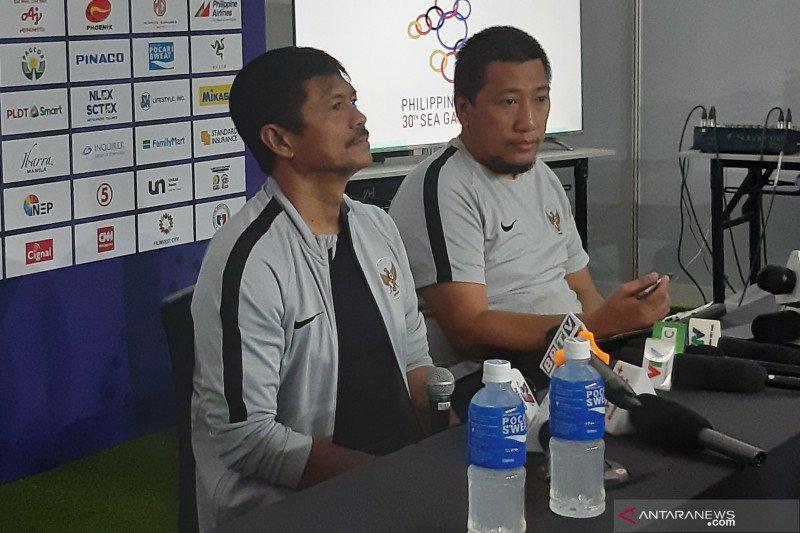 Indra Sjafri berkaca-kaca ketika menyampaikan nazar SEA Games 2019