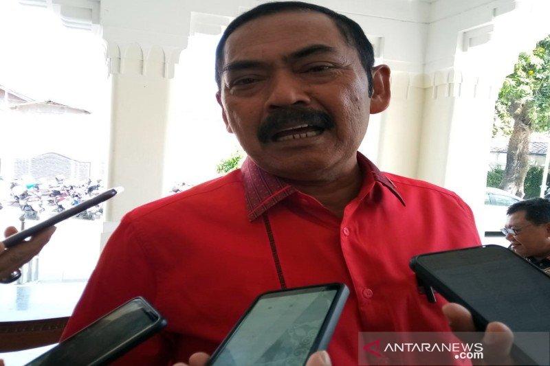 DPC PDIP Solo persilakan anggota DPRD mendaftar lewat DPD