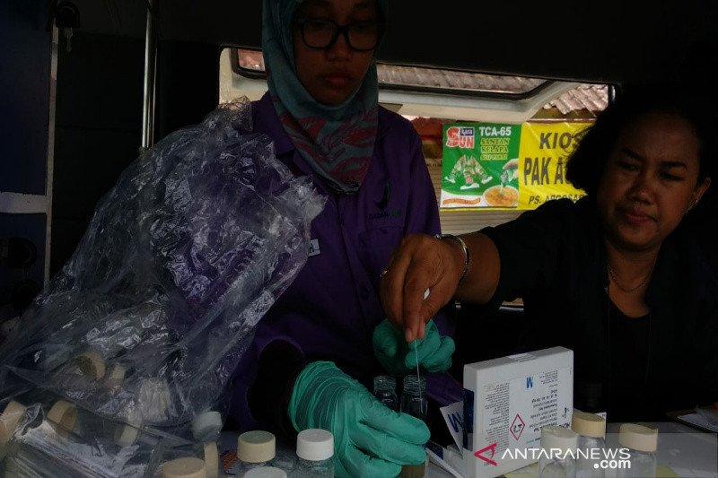 BBPOM DIY menemukan makanan berformalin di Pasar Argosari