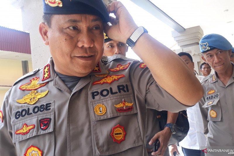 Presiden lantik Kepala Badan Narkotika Nasional Irjen Pol PR Golose