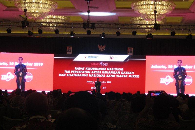 Ahok ke Istana temui Presiden, Jokowi: Urusan impor migas