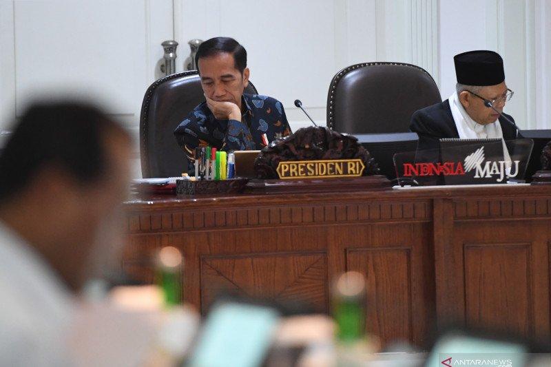 Lima capaian strategis setahun pemerintahan Presiden Jokowi-Ma'ruf versi KSP