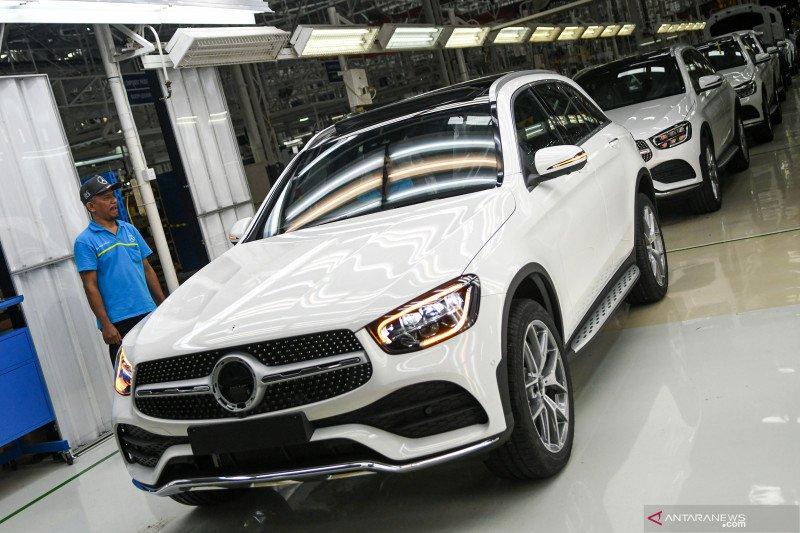 """Mercedes-Benz sebut """"showroom virtual' jadi tren 2021"""