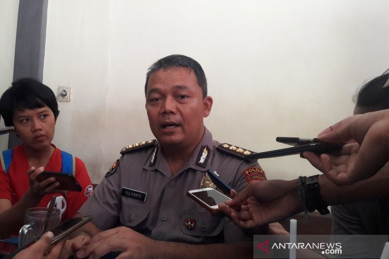 Polisi selidiki pelaku pelemparan bom molotov di Sleman