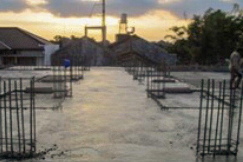 Pekerjaan konstruksi Rusun Tegalrejo Yogyakarta rampung sesuai target