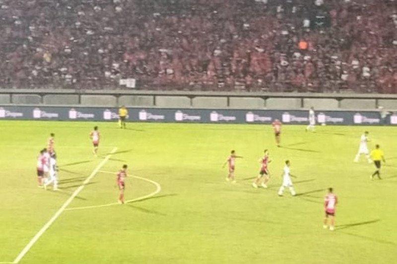 Tira Persikabo kalahkan Bali United 1-0