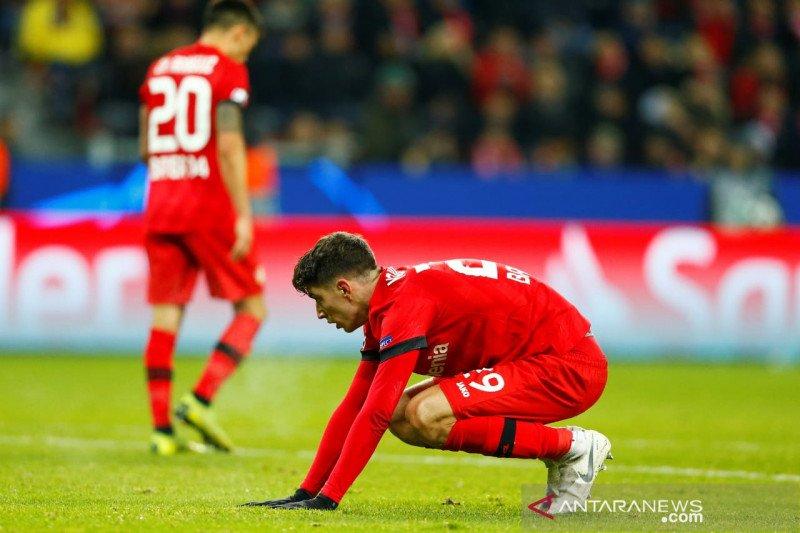 Juventus lumat Leverkusen  2-0