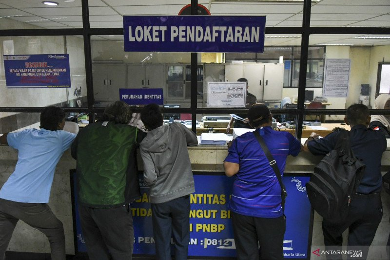 Riau dapat Rp109 miliar dari pemutihan denda pajak kendaraan bermotor