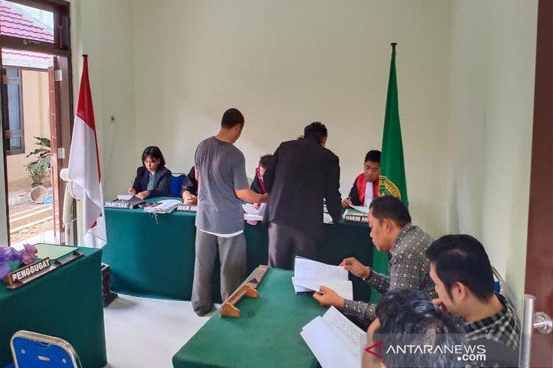 Buktikan keterlibatan BRI, Dedy Irawan ajukan 73 bukti di PN Tamiang Layang