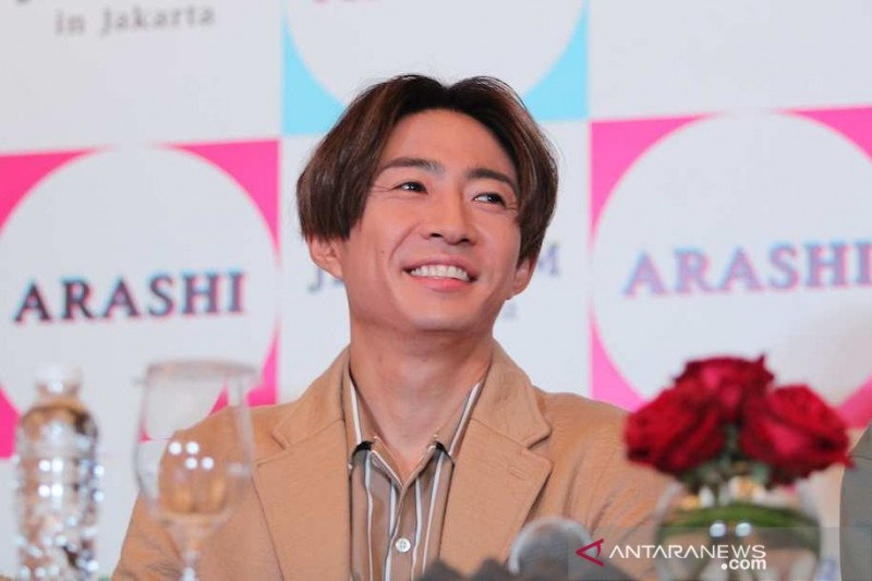 "Masaki Aiba perankan pesepeda profesional di ""Pedaling From The Heart"""