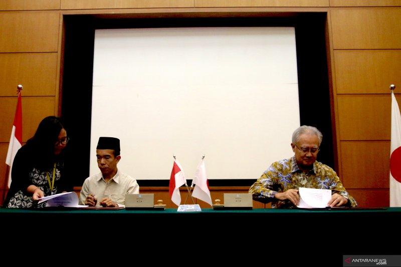 Japan grants Rp3.37 billion  for Indonesian schools, clinics