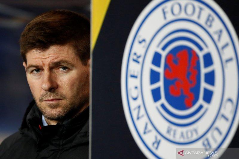 Manajer Rangers Gerrard berang hasil pemungutan suara nasib Liga Skotlandia
