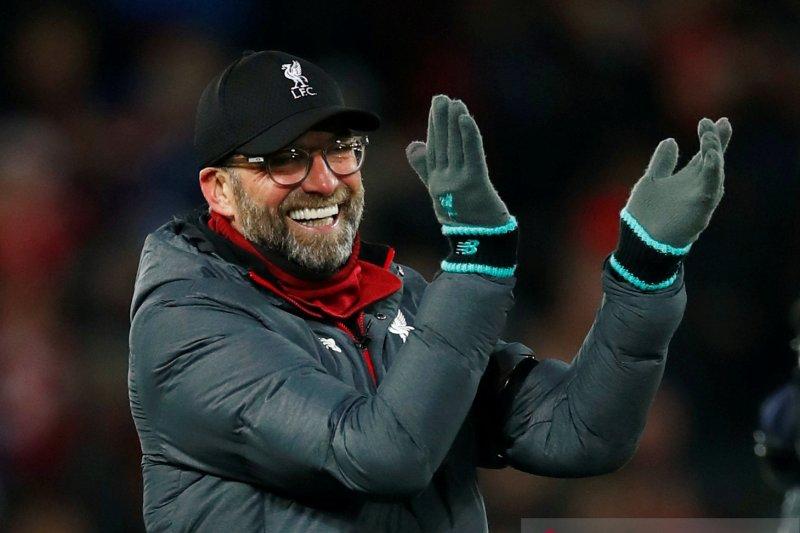 Liverpool perpanjang kontrak Jurgen Klopp hingga 2024