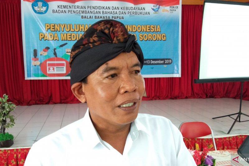 Balai Bahasa Papua bantu warga PNG belajar memahami Bahasa Indonesia