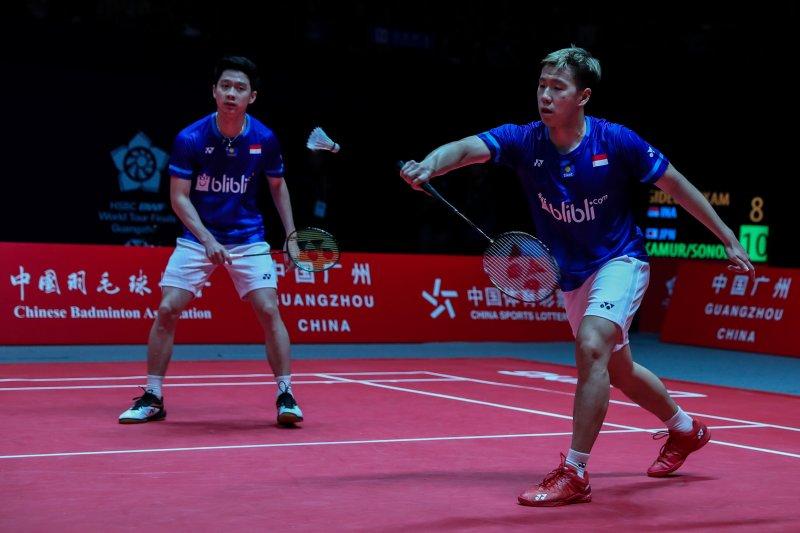 Tiga wakil Indonesia siap tempur pada Semifinal BWF World Tour Finals 2019